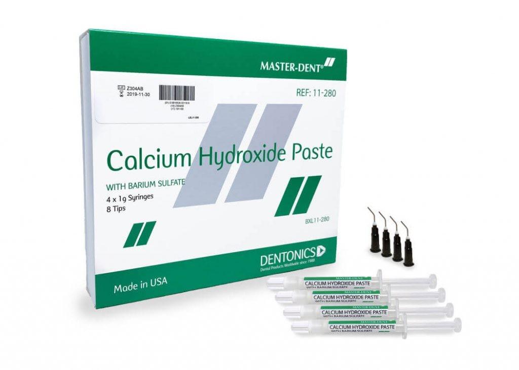 خمیر کلسیم هیدروکساید/ Calcium Hydroxide Paste
