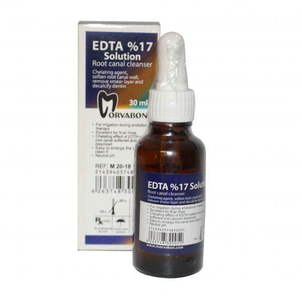 محلول ای دی تی ای EDTA %17
